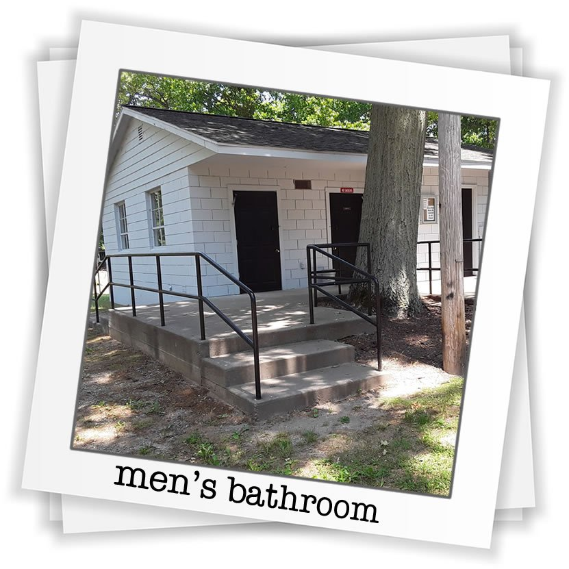 mens bathroom