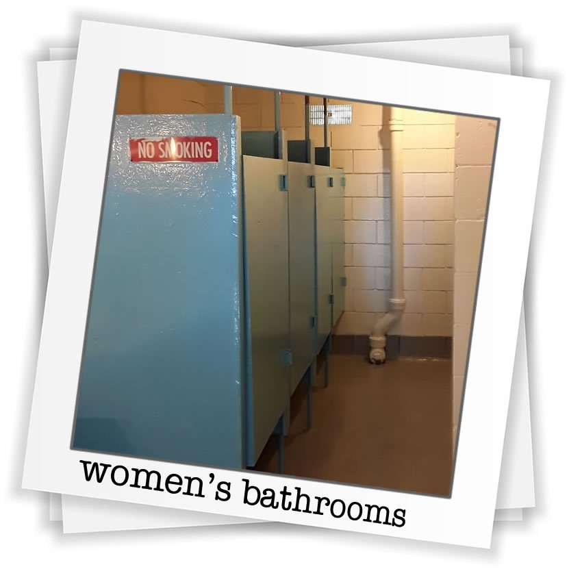 womens bathrooms